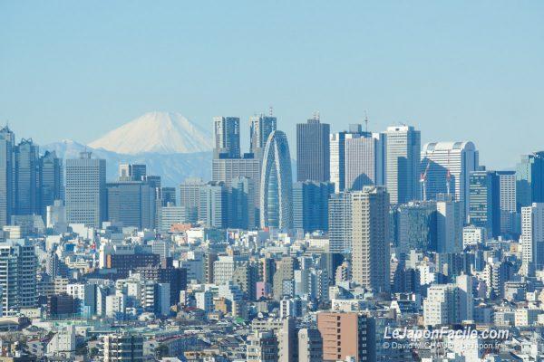Partir au Japon !