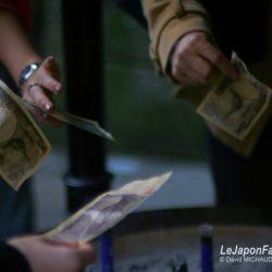 Retirer de l'argent au Japon ou faire du change avant de partir ?