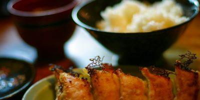 Gyoza, le ravioli vapeur grillé !